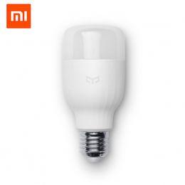 Wholesale Original Led Light Bulb - Wholesale-Original Xiaomi Yeelight Smart LED Bulb, Wifi Remote Control Adjustable Brightness Eyecare Light Smart Bulb WHITE COLOR