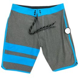 Wholesale Plus Size Casual Fashion - NEW FASHION Beachshorts Mens Bermudas Shorts Elastane Spandex Boardshorts Swim Trunks Plus Size Surf Pants Board Shorts Male Casual Shorts