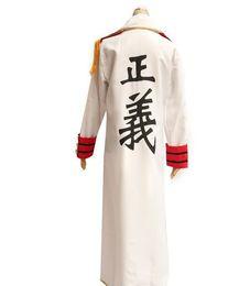 Wholesale Men S One Piece - One Piece Navy Marine Justice Cloak Cosplay Costume