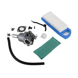 Wholesale Rebuilt Engines - Carburetor Carb rebuild kit For Briggs & Stratton 792768 496796 695412 Intek Engine Motors