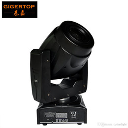 Wholesale Moving Head Gobo Beams - TIPTOP TP-L6Q2 60W Led Moving Head Light Color Wheel Gobo Wheel 3 Facet Prism Rotation Electronic Zoom 13 Degree Beam Angle