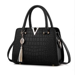 Wholesale Bag Hand Black - designer brand bags Luxury Ladies Hand Bags And Purses Messenger shoulder bags