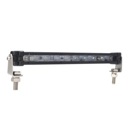Wholesale Used Beams - Auto Unique Mini Single Rows 10W 5D LENs LED Light Bar,used 4X4, ATV, SUV,Trailer ,Truck, Fork lift, trains, boat, bus, and tank