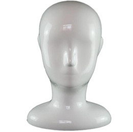 Wholesale Training Mannequin Free Shipping - Free shipping top quality Mannequin Head Hat Display Wig training head modeL