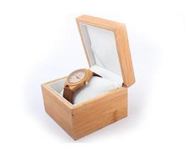 Натурального бамбука флип часы высокое-ранг коробка подарка вахты упаковывая бамбук часы cheap flip watches от Поставщики наручные часы купить