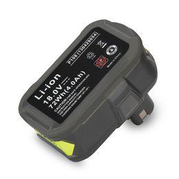 Wholesale 18v Ryobi - rechargeable New 18V 4000mAh Li-Ion For Ryobi Hot P108 RB18L40 High Capacity Rechargeable Pack Power Tool Battery Ryobi ONE+