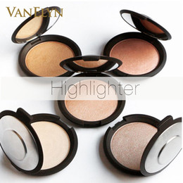 Wholesale Easy Skin - 2017 Hot Sale Becca Shimmering Skin Perfector 4 Shades Retail Creamy Pressed Powder Bronzer & Highlighter Free Shipping Drop Shipping Makeup