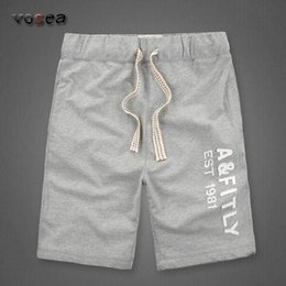 Wholesale Hot Breeches - Wholesale-2016 summer new fashion shorts men hot casual cotton shorts drawstring shorts homme slim fit short pants breeches