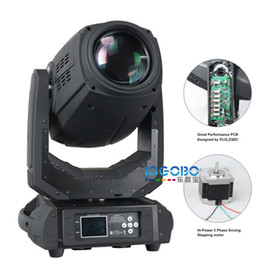 Wholesale Moving Head Gobo Beams - Gobo Effect 280W 10R Moving Head Stage Lights Rotating DJ Club TV Studio Lighting with High Power Lamp Beam Wash for Large Plans, Scenes