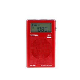 Wholesale Tuning Pl - Wholesale-Tecsun   Desheng PL-100 pocket radio digital tuning stereo DSP