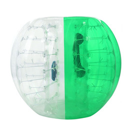 Wholesale Tpu Soccer Ball - TPU Zorb Ball Wholesale Bubble Soccer Inflatable Football Zorbing Quality Warranty 3ft 4ft 5ft 6ft Free Delivery