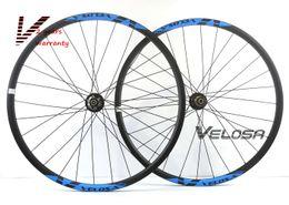 Wholesale Mtb Carbon Wheels Rims - 1360g,super light 29er MTB XC asymmetric hookless carbon wheels 29inch velosa MAS3.0 XC wheelset,2.6mm off set asymmetric rims