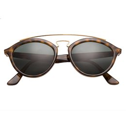 Wholesale Small Frame Sun Glasses - 2017 Newest Hot Designer Brand Sunglasses UV400 UVB SMALL oval Gatsby Men Sun Glasses Women Outdoor Retro Gafas de sol unisex Sunglass 50mm