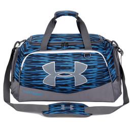 Wholesale New Nude Women - UA Men Women Undeniable Duffel Bags Travel Large Sport Bag 7 Colors Black Purple Camo Blue New In stock