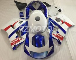 Wholesale Suzuki Gsxr 1996 - New Fairing For SUZUKI GSXR600 GSXR750 SRAD 96-00 GSXR 600 750 GSX R600 R750 96 97 98 99 00 1996 1997 1998 1999 2000 red blue+Tank cover