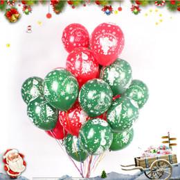 Canada Festival ballon Décorations De Noël Lanterne 12inch 2.8 Matt ballon rond Fête De Mariage Mariage Halloween Ballon Décoration acc252 Offre