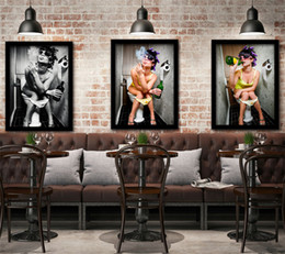Wholesale Nude Art Oils Women - Sexy Women Gril,3 Pieces Home Decor HD Printed Modern Art Painting on Canvas (Unframed Framed)