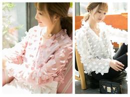 Flower applique blouses coupons promo codes deals get