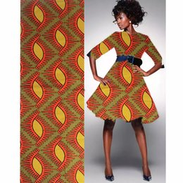 Wholesale Wholesale African Fabrics Textiles - Free Shipping 2017 ankara fabric african textiles super veritable fabric nigerian wax prints top quality for nigerian dresse