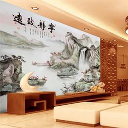 Wholesale Crane Wedding - custom photo wall mural 3d wallpaper Luxury Quality HD Crane Falls natural beauty of the landscape 3d large wallpaper