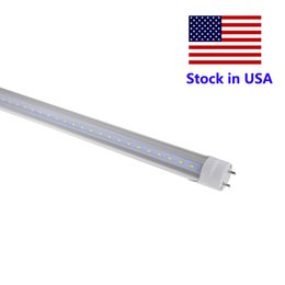Wholesale bright years - T8 4ft 4feet 18W 22W 28W Super Bright LED 4 ft Tube 5 Year Warranty LED Fluorescent Lamp 1200MM AC85-265V