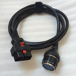ferramentas de scanner de motocicletas Desconto Para Benz SD Conectar MB Estrela C4 OBD2 16PIN Cabo OBD II 16 Pinos conectar cabo de teste mian ferramenta de diagnóstico de 16 pinos cabo obd2