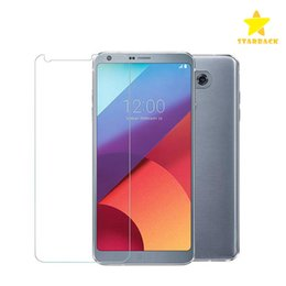Wholesale Packaging For Stylus - For G8 LG K8 Stylus 2 K10 G5 G4 Ray Tempered Glass Screen Protector with Box Package