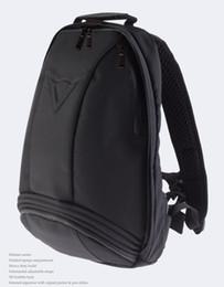 Wholesale Helmet Racing - Free Shipping Wholesale Black Motocross Backpack Moto bag Waterproof backpack reflective helmet bag motorcycle racing backpack