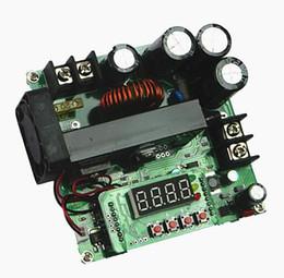 Módulo regulador de tensão on-line-Módulo de reforço ajustável B900W Tensão de corrente constante Módulo de Transformador Regulador de Entrada 8-60 V a 10-120 V 900 W