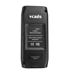 Wholesale Heavy Truck Volvo - New Arrival VCADS Pro 2.40 Professional Truck Diagnostic Tool for Volvo With Multi-languages Heavy Duty Scanner