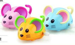 rats jouets en gros Promotion Sur la chaîne de rats Taobao enfants chauds d'enroulement enroulement de petits jouets gros bébé puzzle d'enroulement de petits animaux de bande dessinée