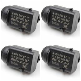 rca mount Promotion Capteur de stationnement PDC pour Benz A0045428718 / 0045428718 BENZ C E S W203 W209 Capteur W210 W211 W220 W163 Capteur de voiture