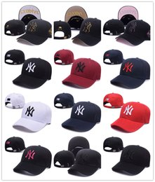 Wholesale Basketball Snapback Hats New York - 2017 new york Basketball Snapback Baseball Snapbacks Yankees Football Hats Womens Mens Cheap Sports Hats High Quality