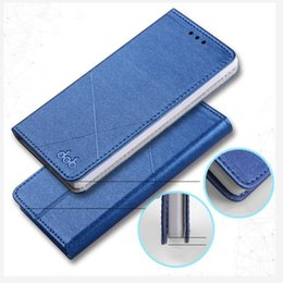 Wholesale Leather Flip Hard Case Iphone - Xiaomi Redmi 4x 4A 4 Pro 3S 3X RedMi Note 4 4X Note 3 Case Wallet PU Leather Hard Back Flip Stand Cover