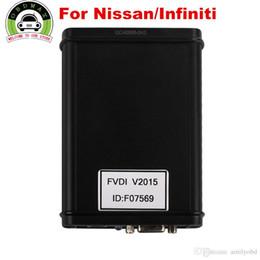 Wholesale nissan commander - V2014 FVDI Full Version (Including 18 Software) FVDI ABRITES Commander FVDI Diagnostic Scanner tool in stock DHL FREE