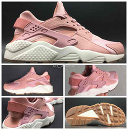 pink glitter flats for women Promo Codes - 2017 Air Huarache I 1 Running  Shoes For 5810778750