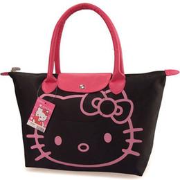 2019 sacs à main en couleur blanche Vente chaude nouvelle arrivée belle Bonjour Kitty sac / sac à provisions / sac à main 3pcs / lot livraison gratuite