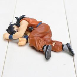 Wholesale Dead Dolls - 10cm Bandai Figuarts Dragon Ball Kai YAMCHA Dead Ver. PVC Figure Collectible Model Toy Doll Boxed