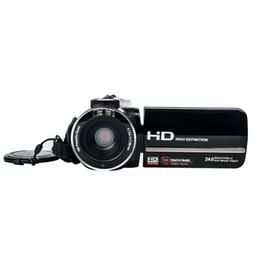 le HOT NEW HD1080P DV / caméscope numérique / haute qualité / écran tactile 3 pouces / 24M pixels / zoom numérique 16x / caméscopes de vision nocturne ? partir de fabricateur