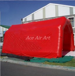 Wholesale Tunnel Tents - Customizable Misting inflatable tunnel Tent for sport game spot
