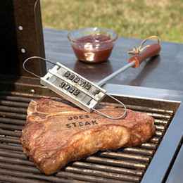 Wholesale Grilling Tool Sets - BBQ Tools with Branding Iron as well as Unique Grill Sets also Stamping Die with 55 Changeable Letters.