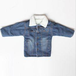 Wholesale Good Boy Collar - 2017 wholesale girls boys corduroy thicken pants warm winter good quality fashion girls long pants A684