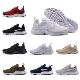 Wholesale Sport Socks Unisex - wholesale new Air Presto Blackout running shoes Air Presto white black multi sport running shoes air presto ultra sneaker Sock Dart boost