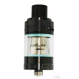 Wholesale Mini V2 2ml - 100% Authentic UD Athlon 22 Mini tank 2ml Ejuice Capacity Top Filling 0.2ohm SS316L Replacement MOCC Coil vs Zephyrus V2