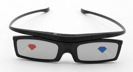 Wholesale Universal Active 3d Glasses - Wholesale- 2pcs lot SSG-5100GB For SAMSUNG 3D TVs Active Shutter Glasses   Battery SSG-5100GB