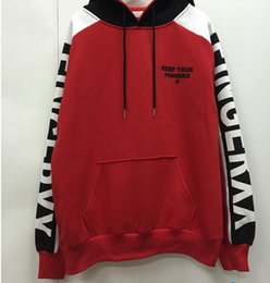 Wholesale Korean Couple Pullover - Hot sell yeezus aape exo deer Han with Korean version hip hop printing hedge hooded loose cashmere yeezus men and women couples sweater