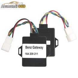 Wholesale Bga Adapter - Xhorse VVDI MB BGA TOOL and NEC PRO57 For Mercedes A164 W164 Adapter