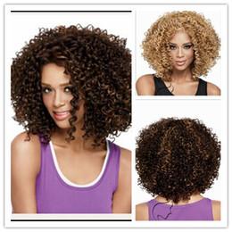 Xiu Zhi Mei Afro Kinky pelucas de pelo ondulado Hot Auburn Twist sintético para mujeres negras Kinky Perruque African American Waves trenzado pelucas peruca desde fabricantes