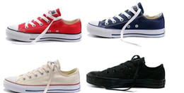 Wholesale High Cotton Classic - Credible Conver Chuck Tay Lor Shoes For Men Women Sneakers Run Sport Casual Low High Top Classic Skateboarding Canvas Cheap