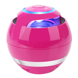 Wholesale Portable Amplifier Wireless Mic - Bluetooth Mini Speaker Receiver Boombox FM Radio Portable Caixa De Som Amplifier MP3 Subwoofer With Mic Loudspeaker